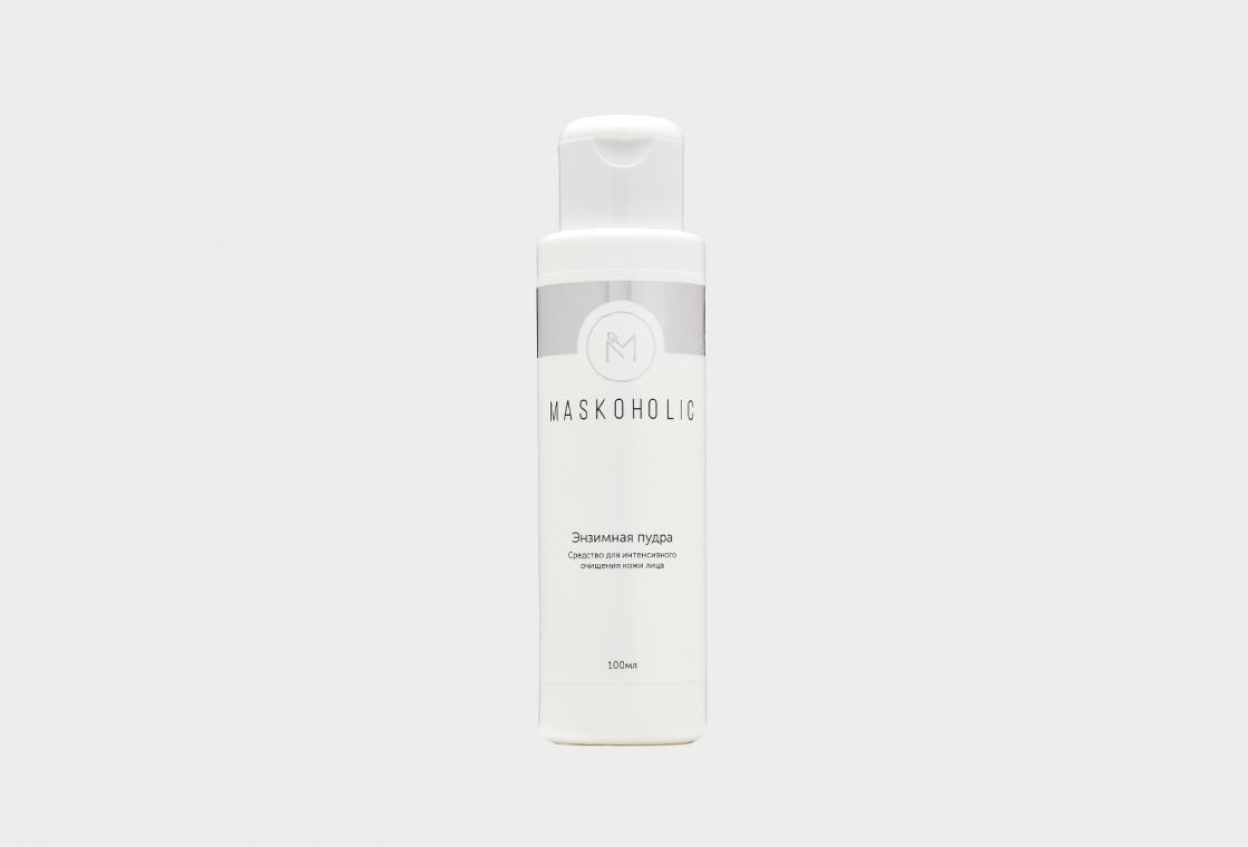 энзимная пудра для умывания MASKOHOLIC Enzyme powder for face wash