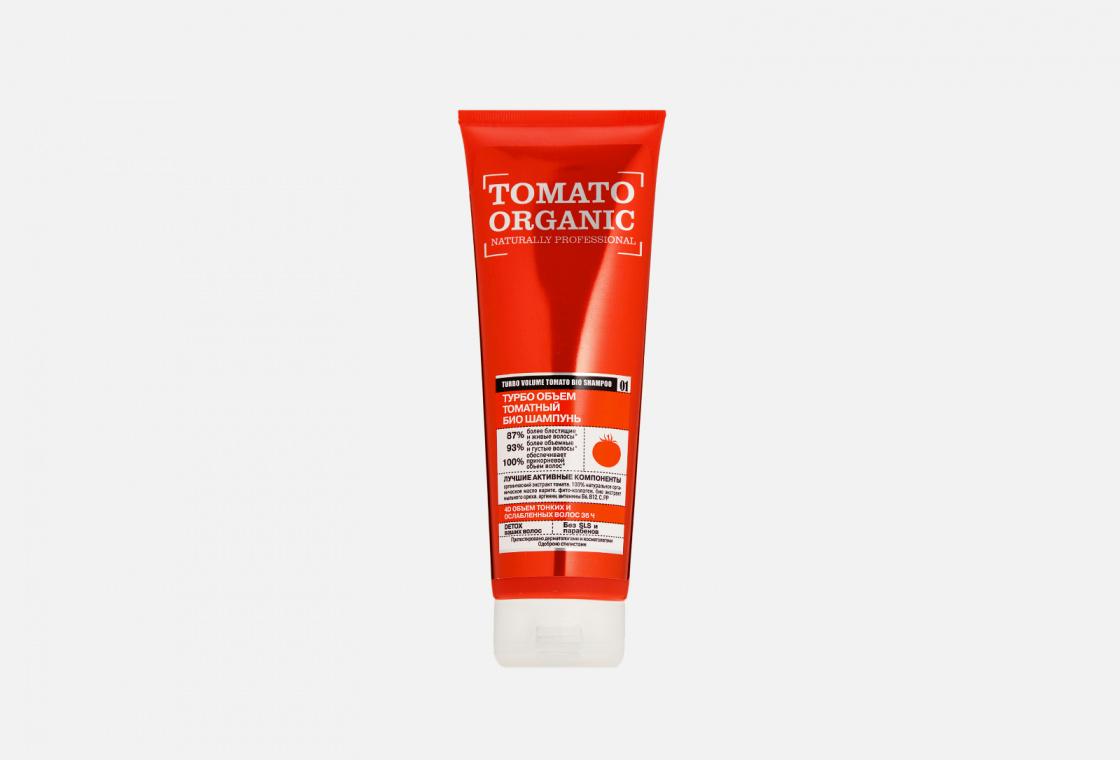 Шампунь для волос, томатный Organic Shop Tomato