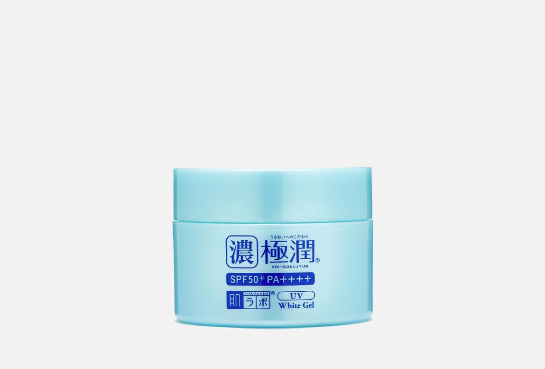 Гель Универсальный SPF 50+  HADA LABO Gokujyun UV White Gel