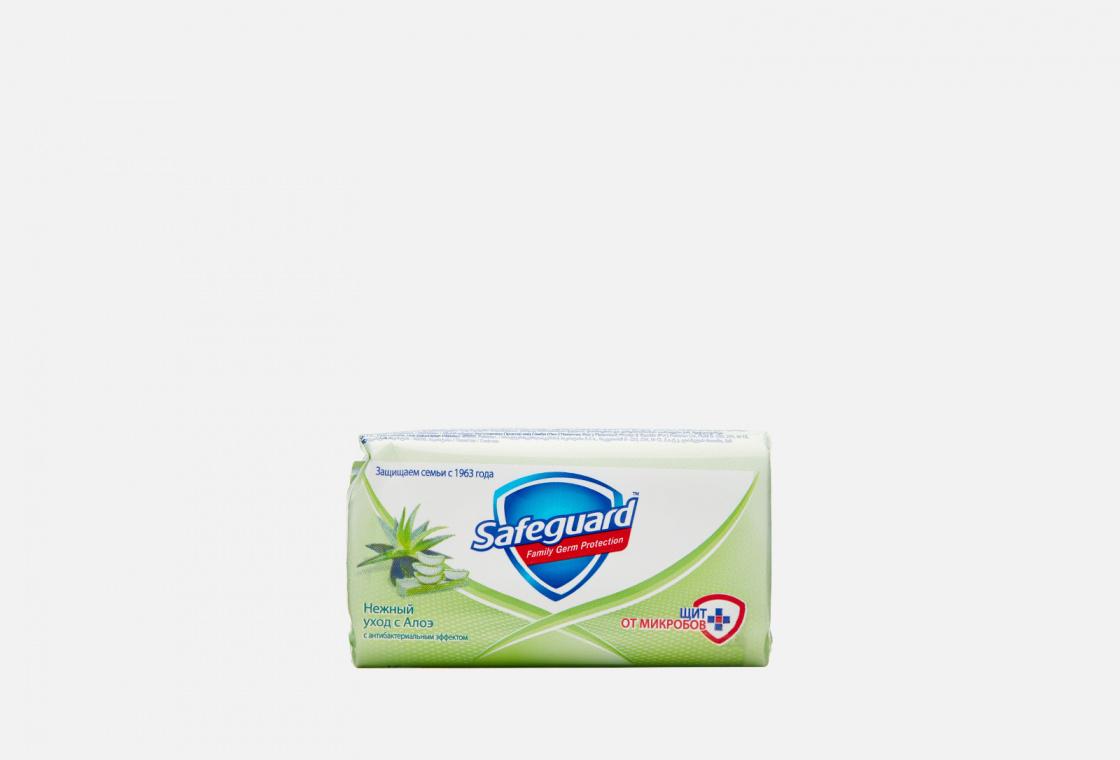 Антибактериальное мыло Safeguard ALOE