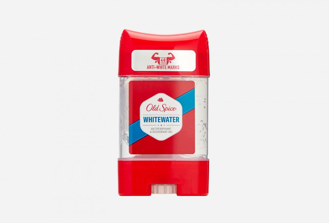 Гелевый Дезодорант-Антиперспирант  Old Spice Whitewater