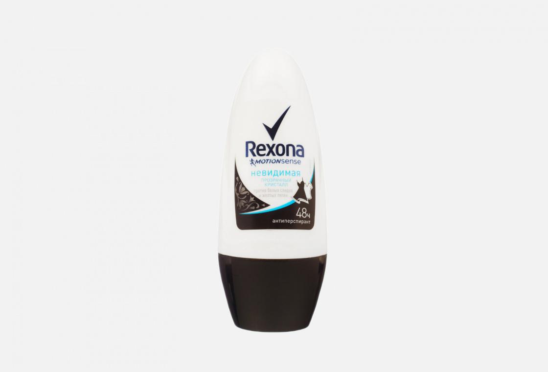Дезодорант-ролик  Rexona Прозрачный кристалл
