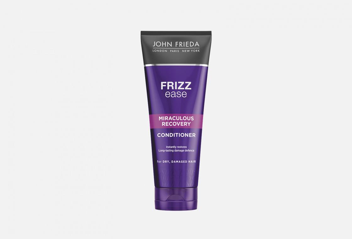 Кондиционер для укрепления волос  John Frieda Frizz Ease MIRACULOUS RECOVERY