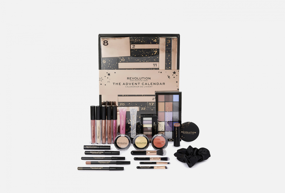 Набор подарочный MakeUp Revolution Advent Calendar 2020