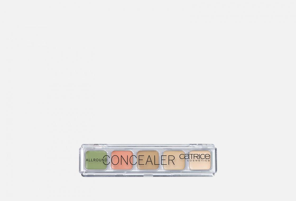 Консилер для лица 5 оттенков  Catrice Allround Concealler