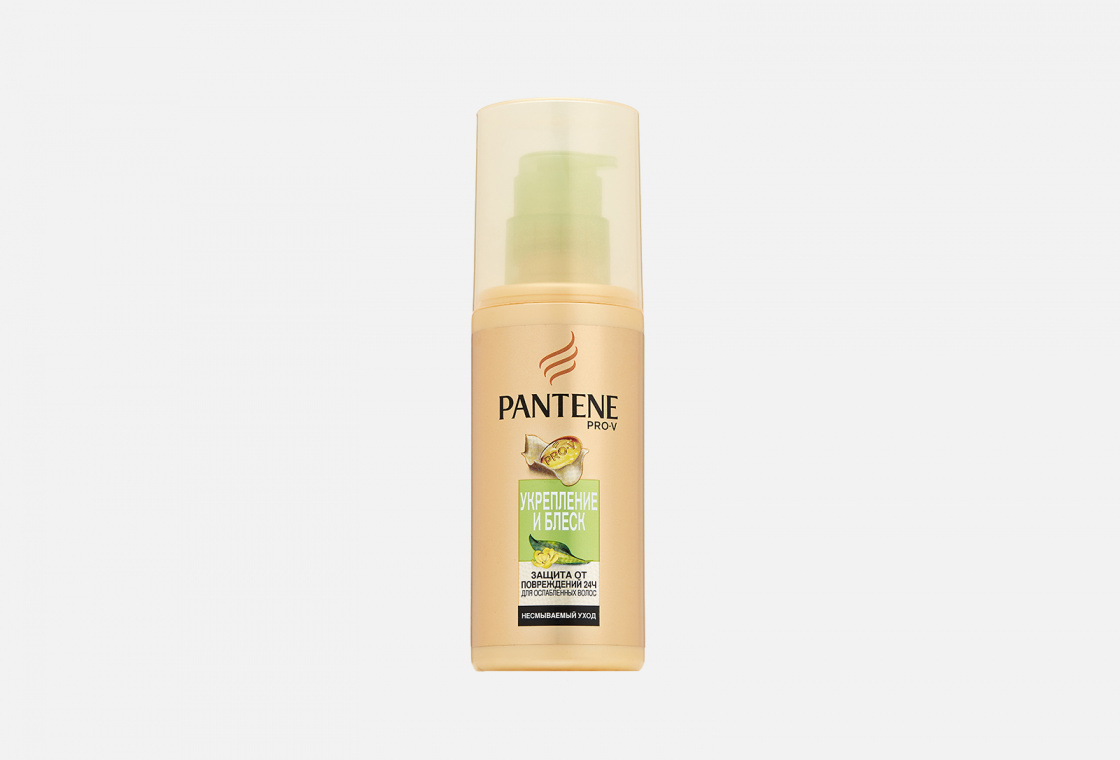 Сыворотка для волос  PANTENE Pro-V Слияние с природой Укрепление и Блеск