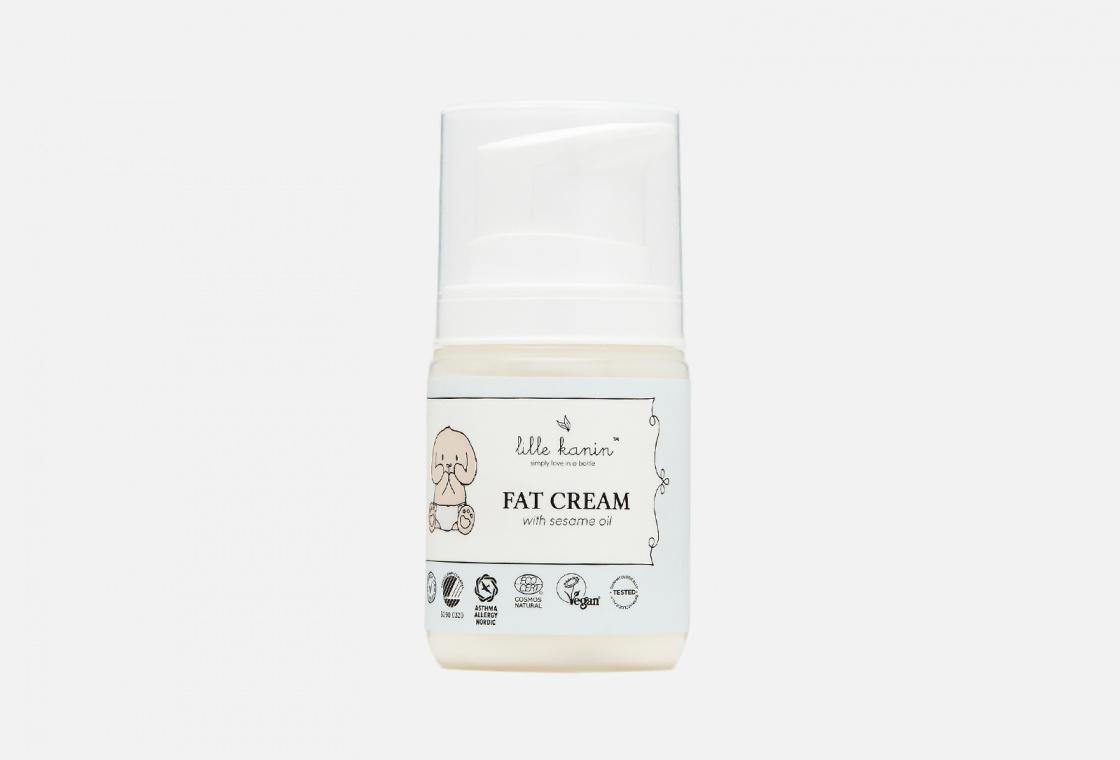 Детский защитный крем Lille Kanin Fat Cream