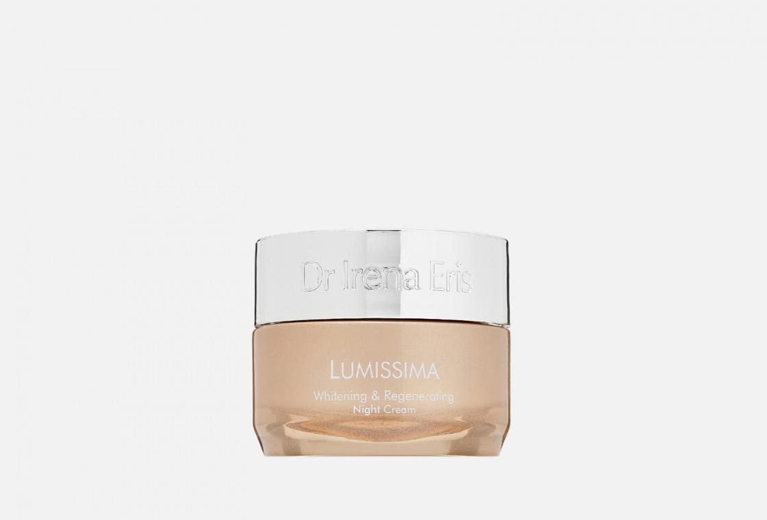 Восстанавливающий ночной крем для сияния кожи DR IRENA ERIS Lumissima Whitening & Regenerating Night Cream