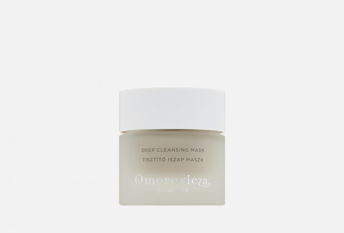 Маска для глубокой очистки кожи лица Omorovicza Moor Mud Deep