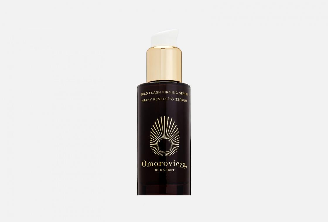 Антивозрастная сыворотка для лица с подтягивающим эффектом Omorovicza Gold Flash Firming Serum