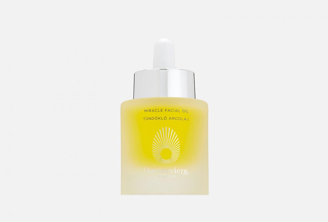 Масло для лица и зоны декольте Omorovicza Miracle Facial Oil