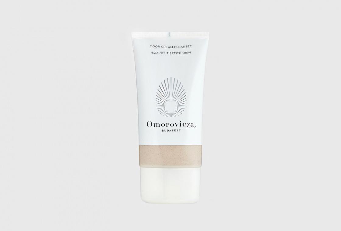 Очищающий детокс-крем  для лица Omorovicza Moor Cream Cleanser