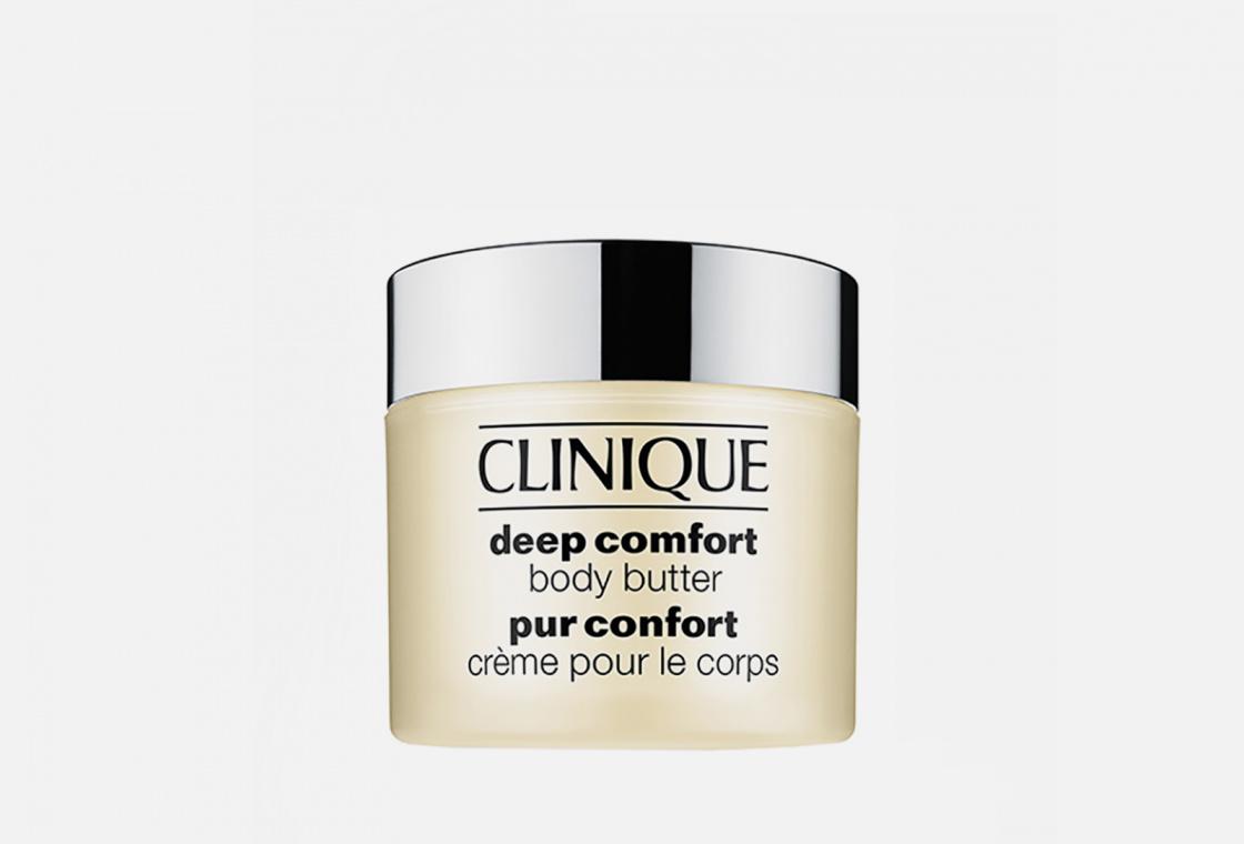 Увлажняющий и смягчающий крем для тела  Clinique Deep Comfort Body Butter