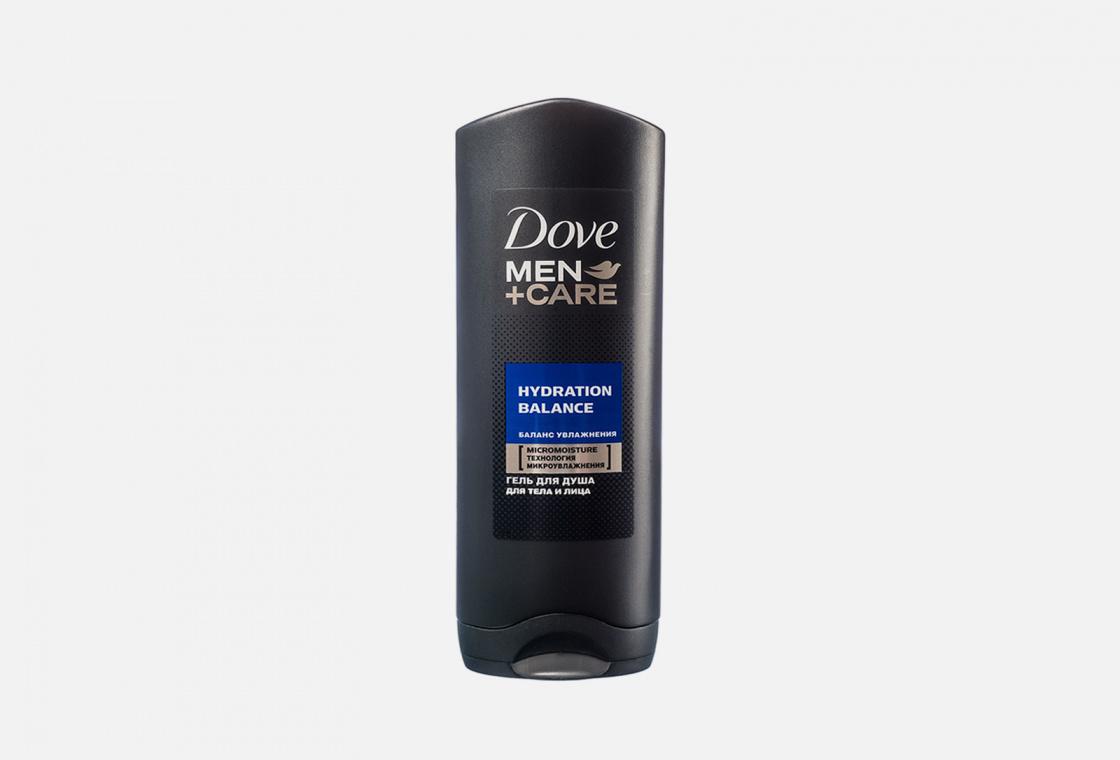 Гель для душа  Dove Men+Care Баланс увлажнения