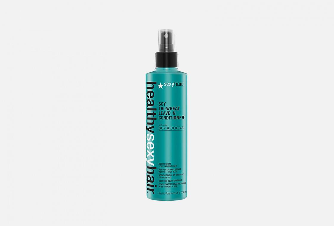 Кондиционер для волос несмываемый соевый  Sexy Hair SOY TRI - WHEAT LEAVE-IN CONDITIONER