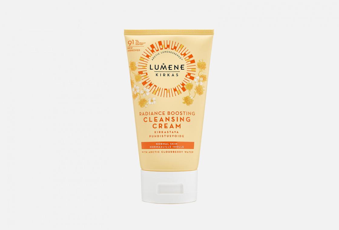 Придающий сияние крем для очищения кожи LUMENE  KIRKAS Radiance Boosting Cleansing Cream