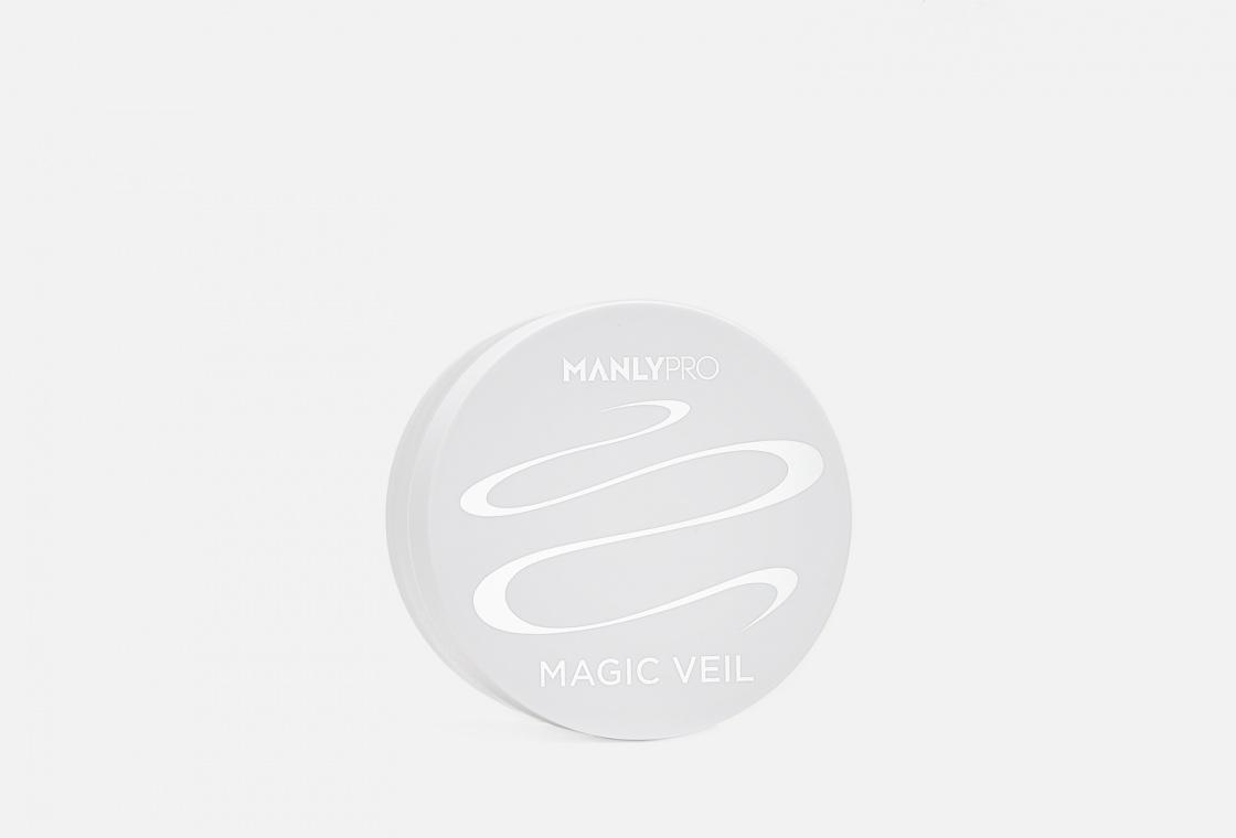 Рассыпчатая матирующая минеральная пудра Manly PRO Magic Veil