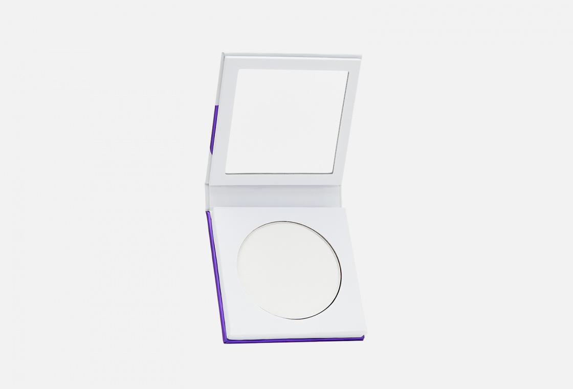 Прозрачная финишная матирующая компактная пудра Manly PRO Magic Veil — купить в интернет-магазине «Золотое яблоко»