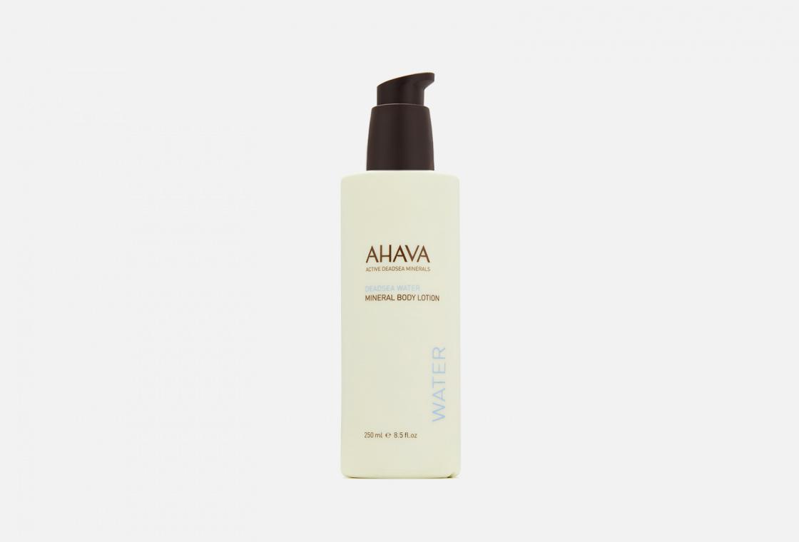 Минеральный крем для тела  AHAVA Deadsea Water