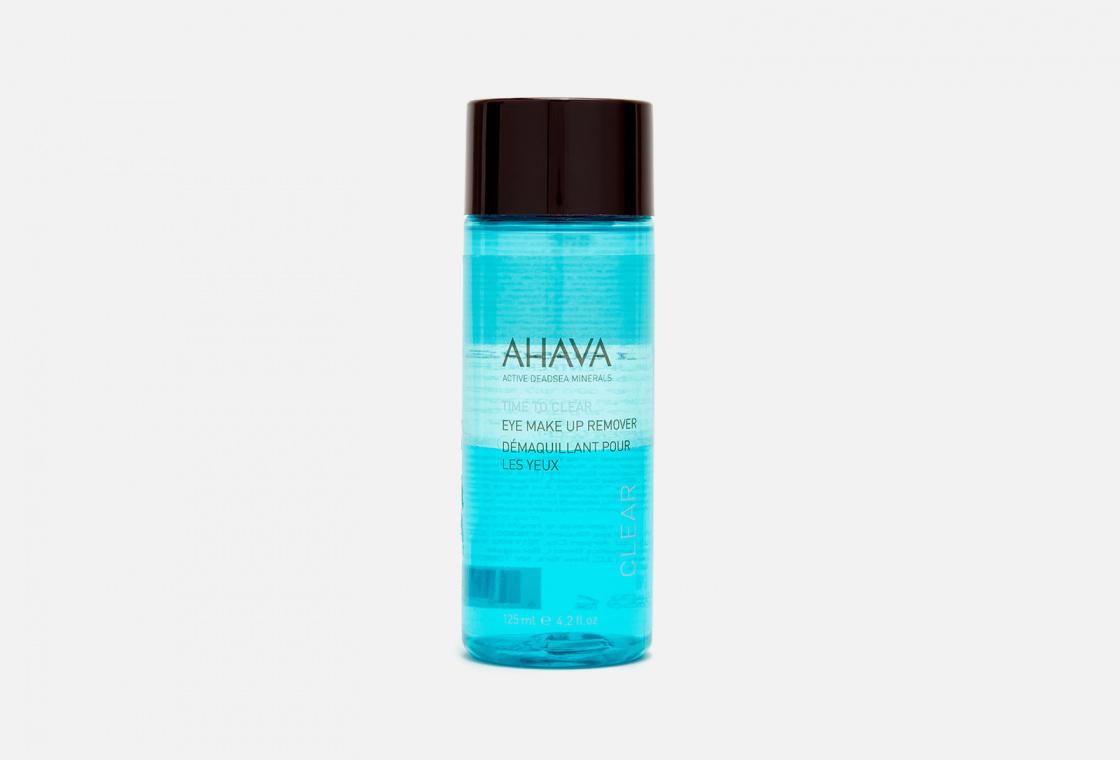 Средство для снятия макияжа с глаз  AHAVA TIME TO CLEAR