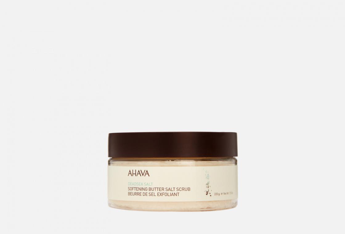 Скраб смягчающий масляно-солевой AHAVA Deadsea Salt