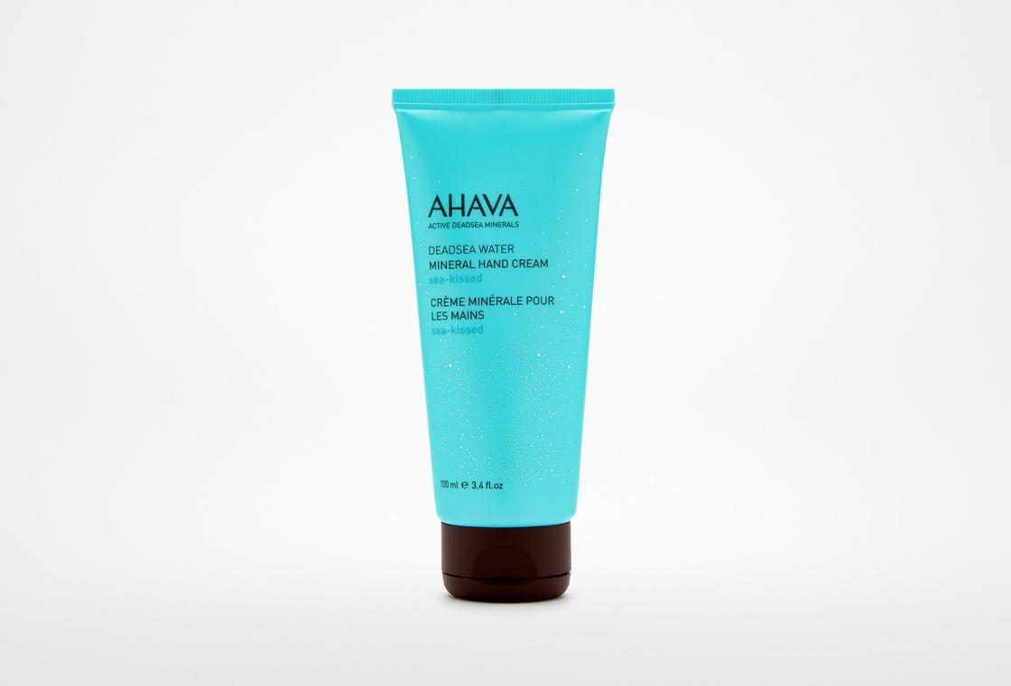 Минеральный крем для рук  AHAVA Deadsea Water sea kissed