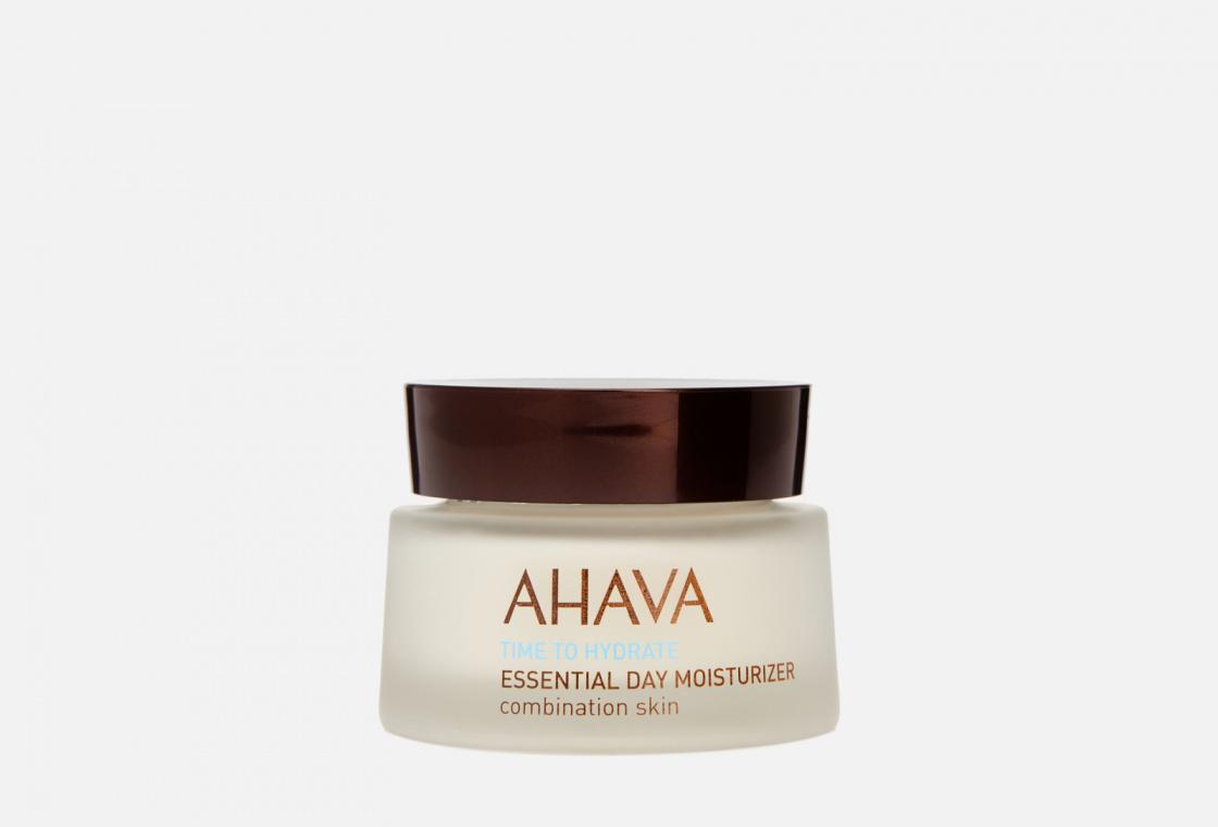 Базовый увлажняющий дневной крем для комбинированой кожи AHAVA TIME TO HYDRATE
