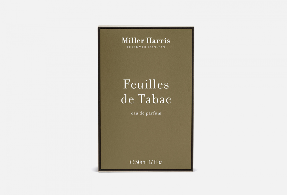 Парфюмерная вода  Miller Harris Feuilles de Tabac