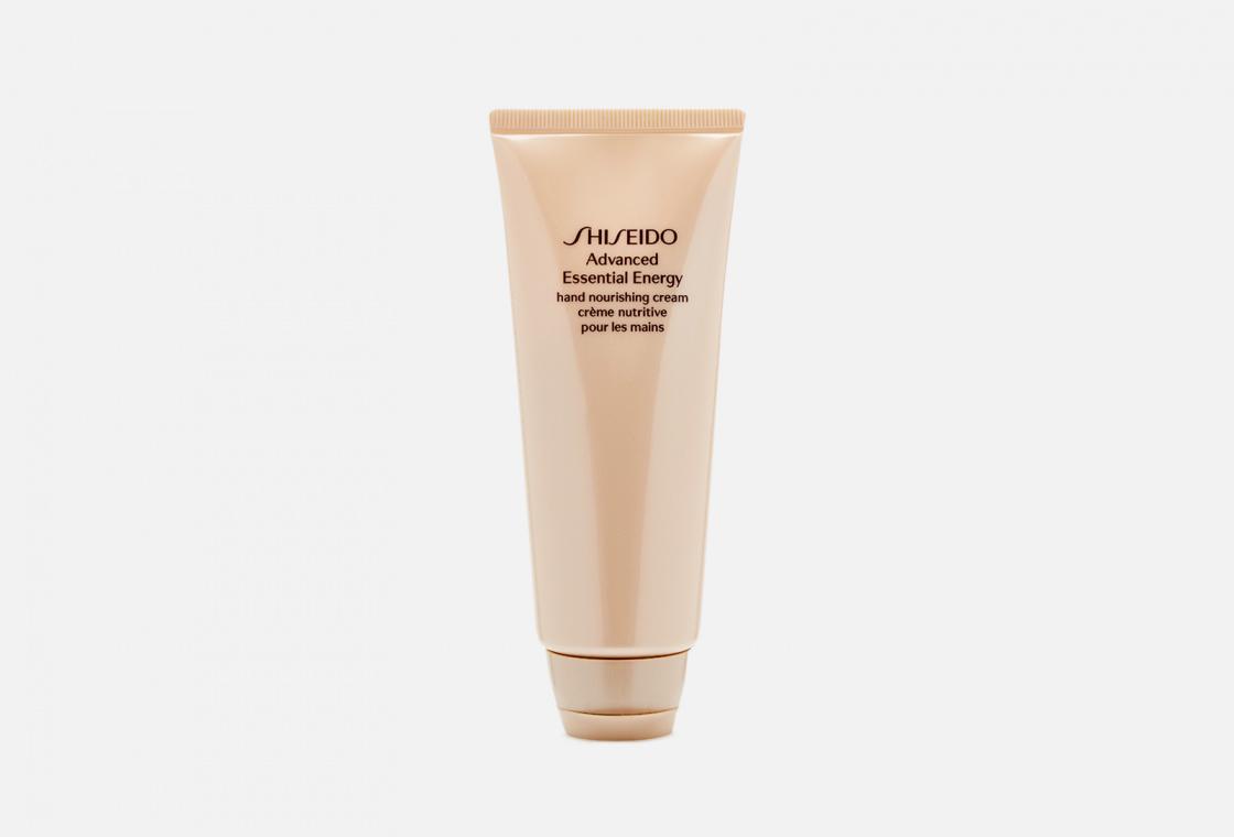 Питательный крем для рук Shiseido Advanced Essential Energy  Hand Nourishing Cream