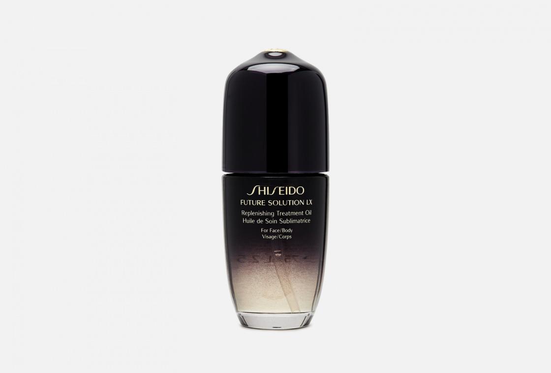 Универсальное питательное масло Shiseido Future Solution Lx Replenishing Treatment Oil