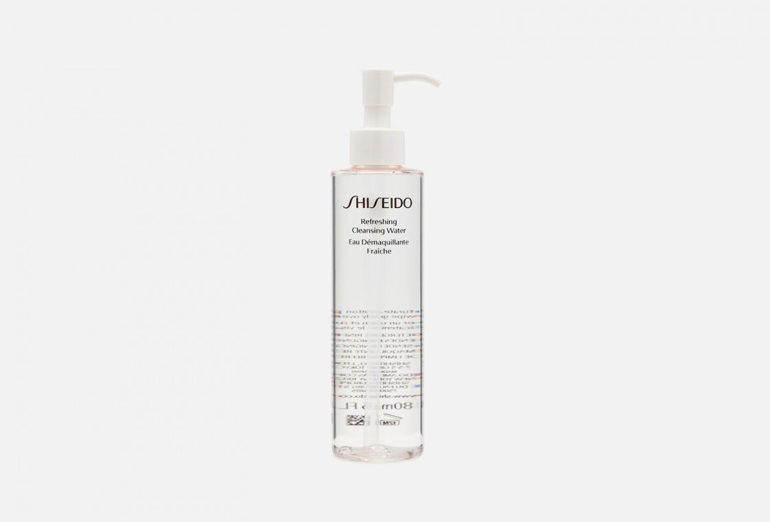 Освежающая очищающая вода Shiseido Refreshing Cleansing Water