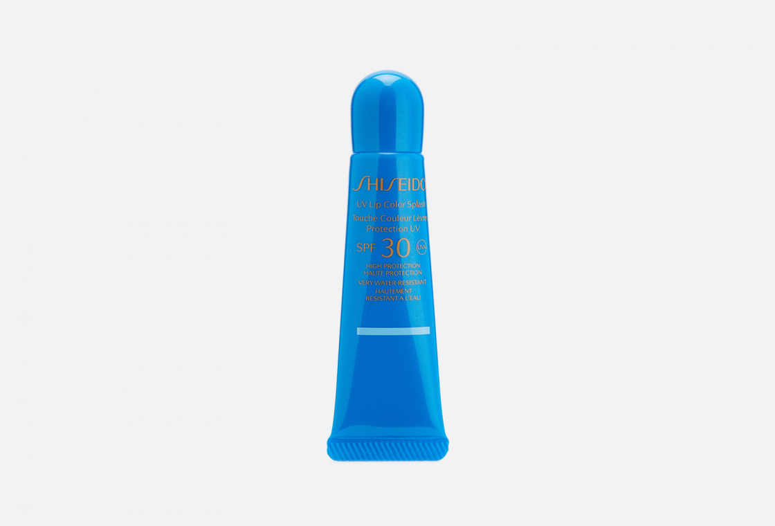 Солнцезащитный блеск для губ SPF 30 Shiseido Global Suncare Uv Lip Color Splash