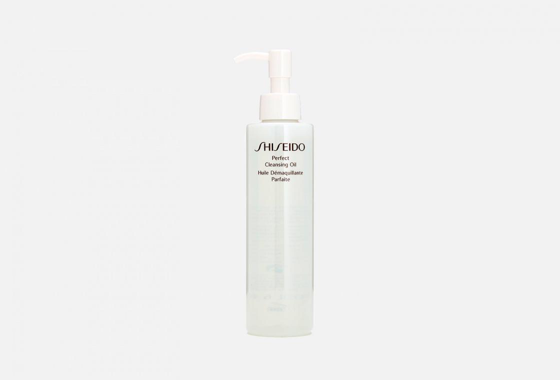 Очищающее масло для кожи  Shiseido Perfect Cleansing Oil