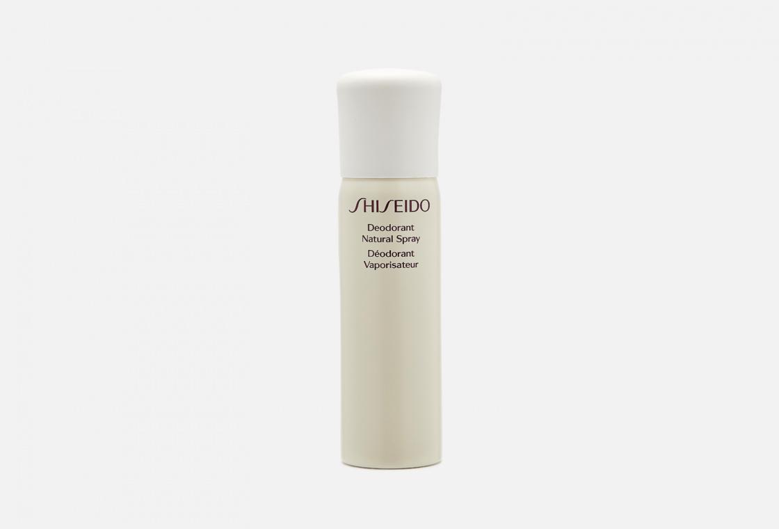 Дезодорант натуральный спрей Shiseido Deodorant Natural Spray