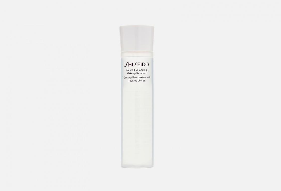 Средство для снятия макияжа с глаз и губ Shiseido Instanteye&Lip Makeup Remover