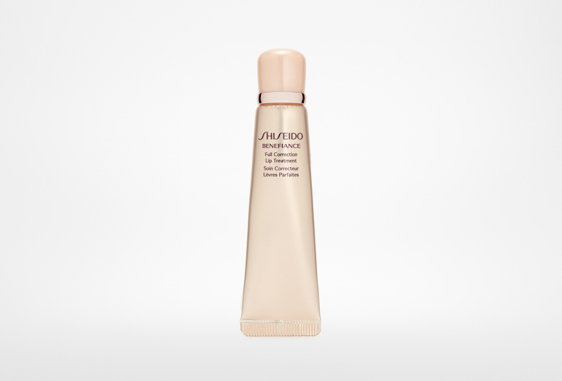 Средство для полного восстановления контура губ Shiseido Benefiance Wrinkleresist24 Full Correction Lip Treatment