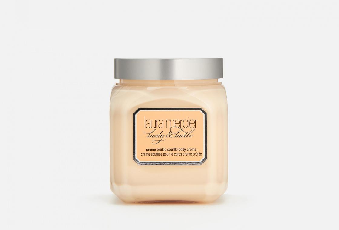Насыщенный крем-суфле для тела Laura Mercier Crème Brûlée Soufflé Body Crème