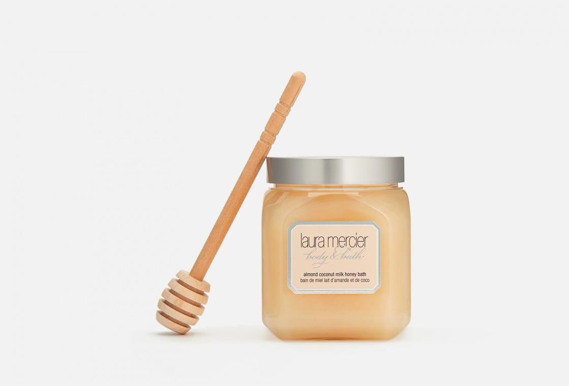Тающий крем для ванны Laura Mercier Almond Coconut Milk Honey Bath