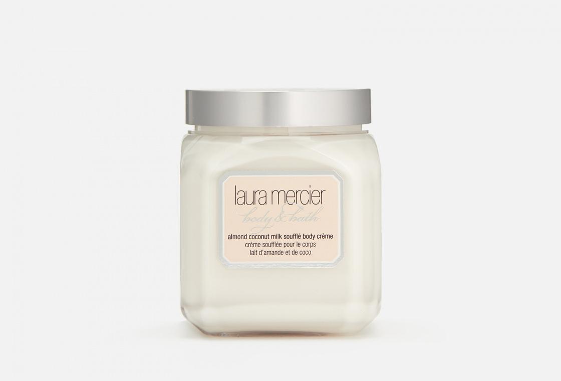 Насыщенный крем-суфле для тела Laura Mercier Almond Coconut Milk Soufflé Body Crème