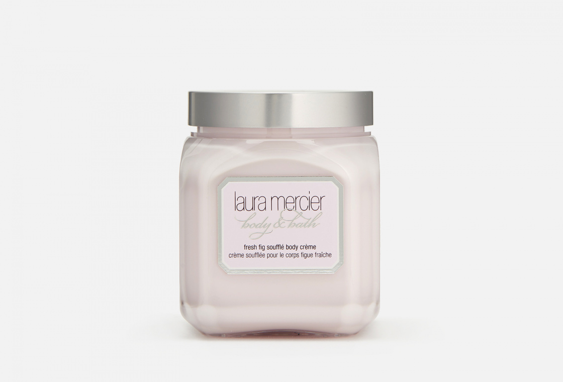 Насыщенный крем-суфле для тела Laura Mercier Fresh Fig Soufflé Body Crème