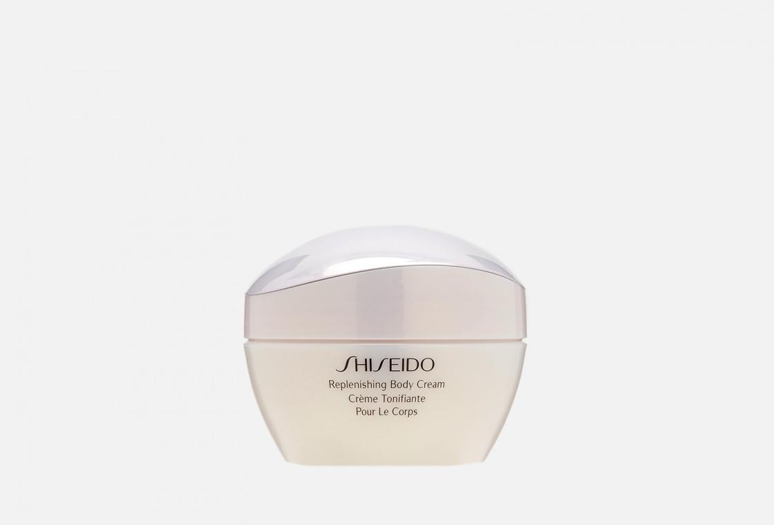 Питательный крем для тела Shiseido Replenishing Body Cream