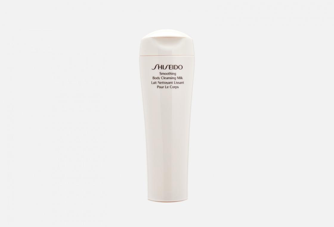 Очищающее молочко для тела Shiseido Smoothing Body Cleansing Milk