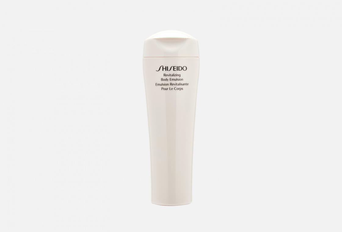 Восстанавливающая эмульсия для тела Shiseido Revitalizing Body Emulsion