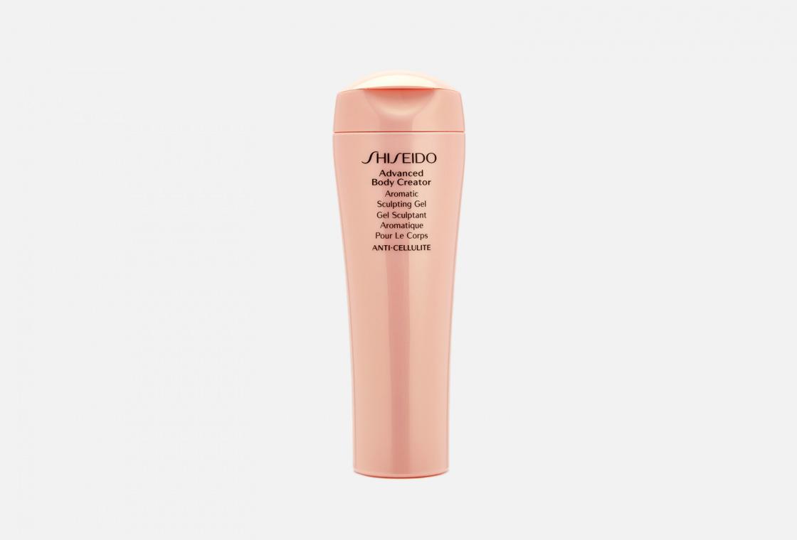Улучшенный ароматический гель для коррекции фигуры Shiseido Body Creator