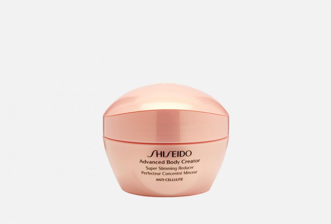 Антицеллюлитный гель-крем для похудения Shiseido Body Creator