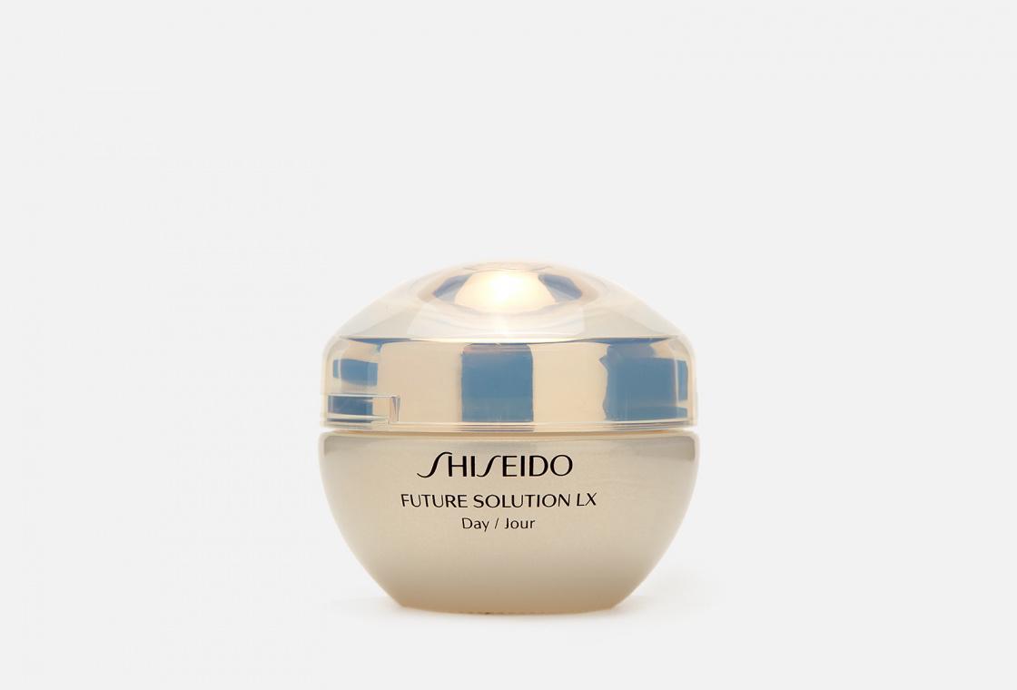 Крем для комплексной защиты кожи Shiseido Future Solution Lx Total Protective Cream E