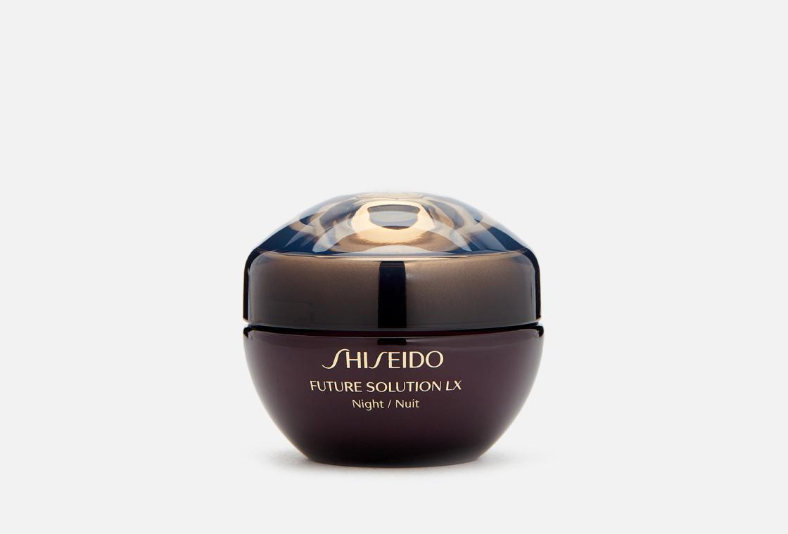 Крем для комплексного обновления кожи  Shiseido Future Solution Lx Total Regenerating Cream E