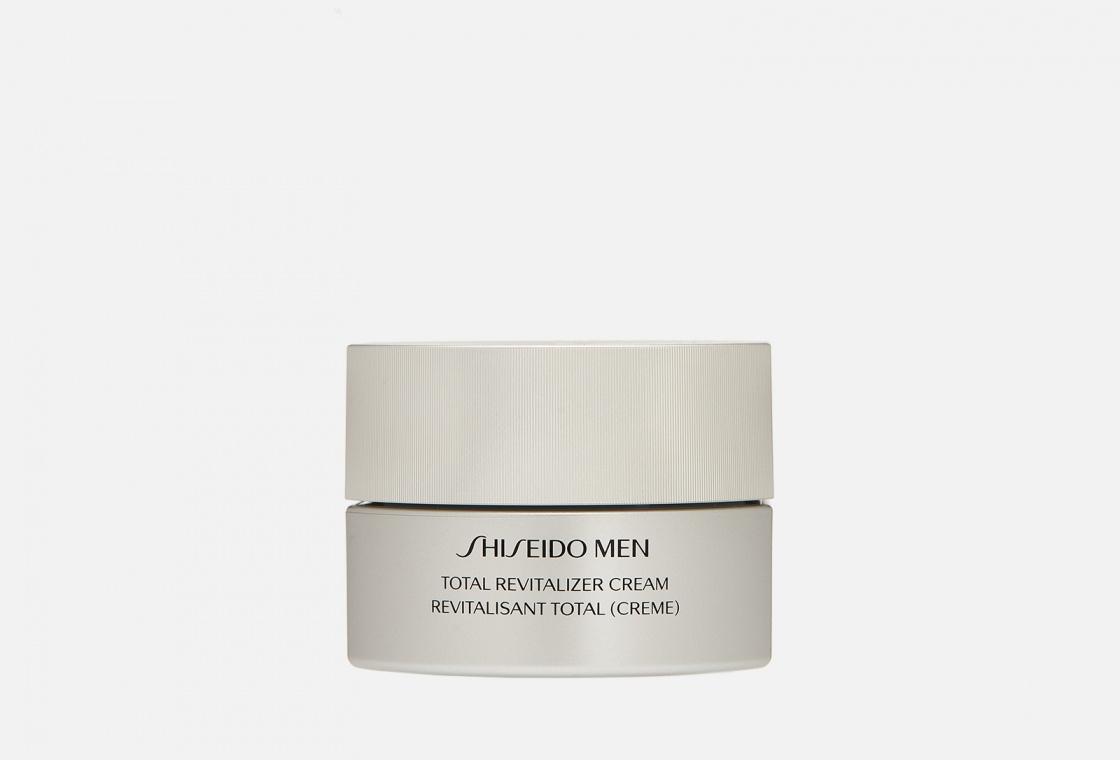 Комплексный омолаживающий крем Shiseido Men Total Revitalizer Cream