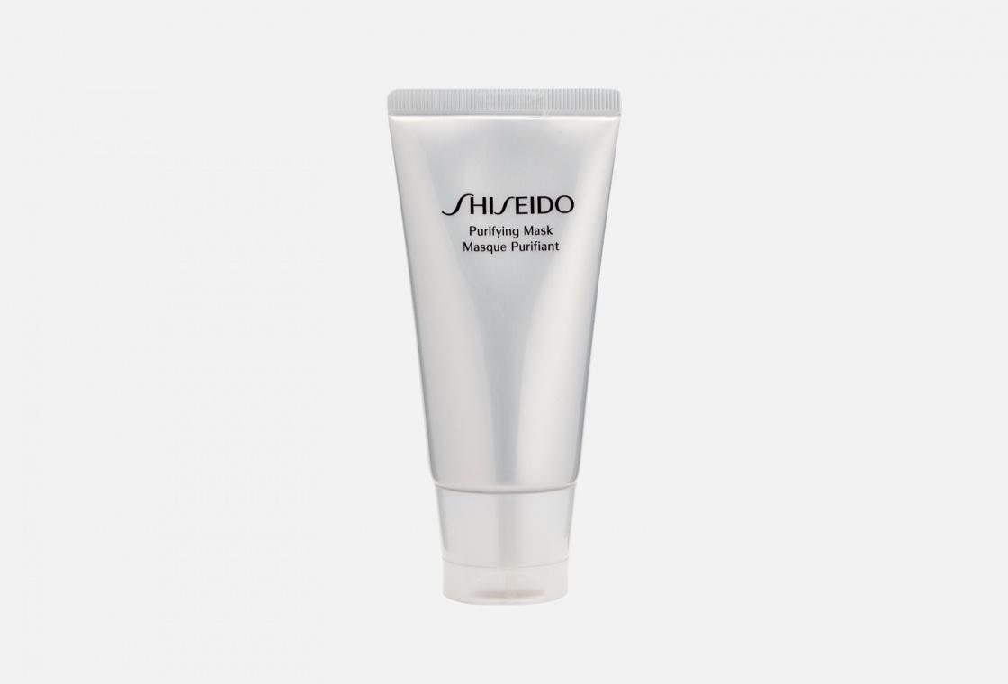 Маска для глубокого очищения кожи Shiseido Puryfying Mask