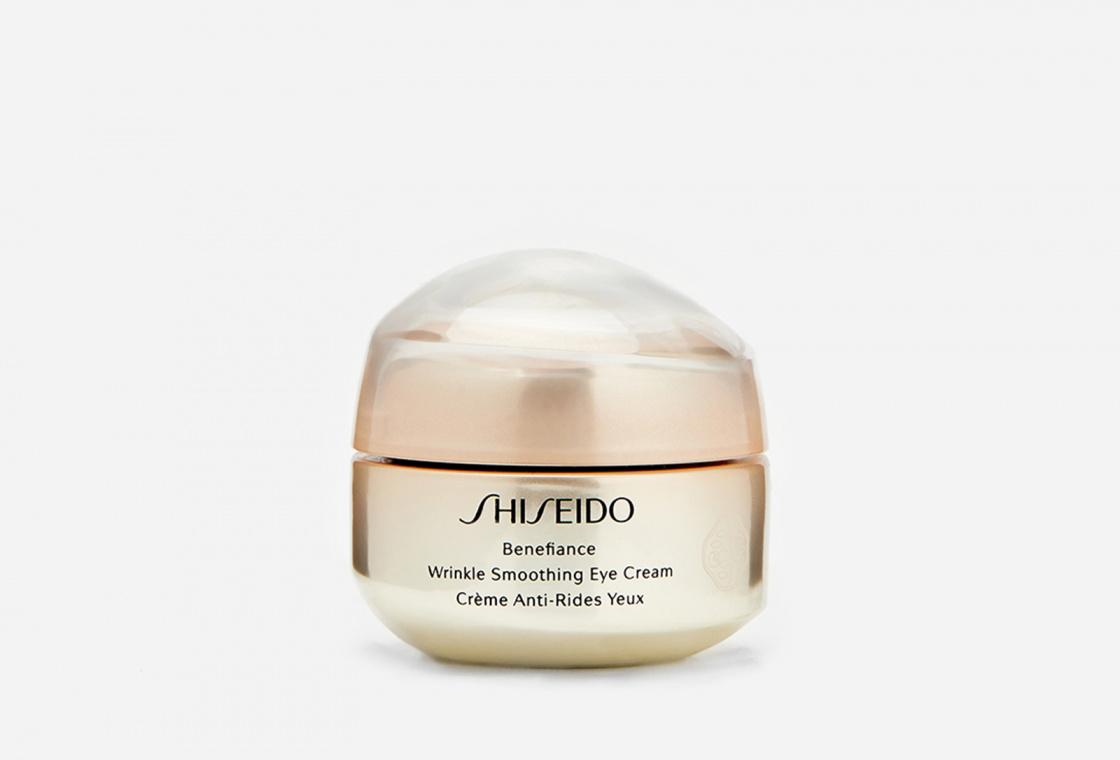 Крем для кожи вокруг глаз, разглаживающий морщины Shiseido BENEFIANCE WRINKLE SMOOTHING EYE CREAM